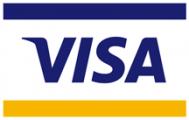 Kontaktlose Zahlung mit Kreditkarte (Visacard)